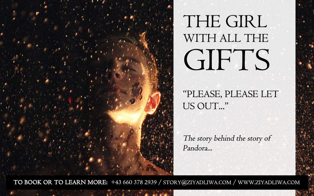 The Girl with all the Gifts | Innsbruck Storytelling | Ziyadliwa | English