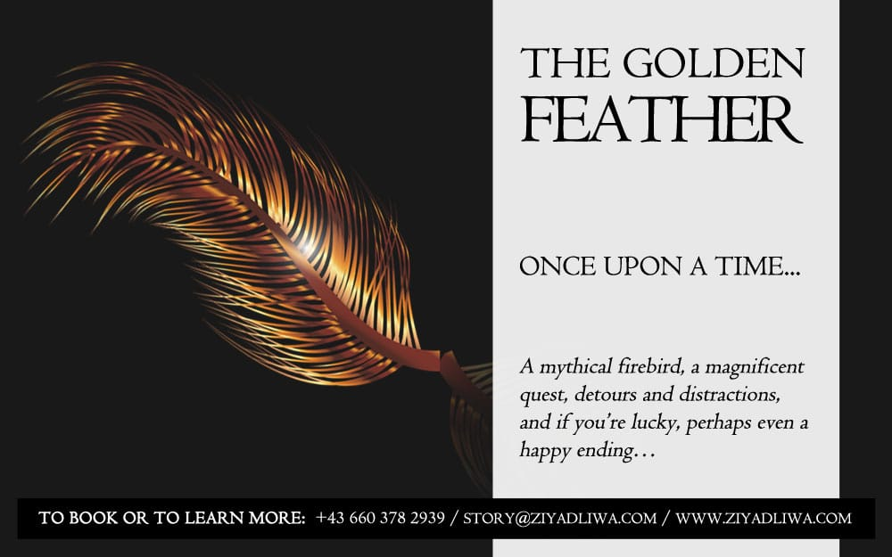 The Golden Feather | Innsbruck Storytelling | Ziyadliwa | English