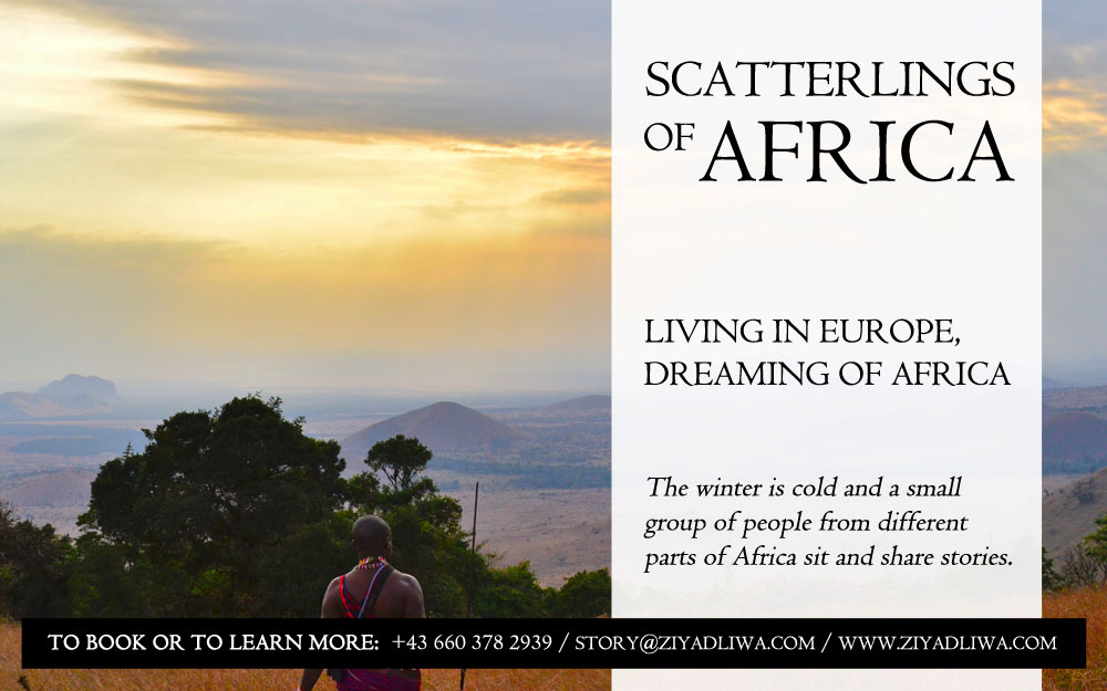 Scatterlings of Africa: an oral storytelling performance in Innsbruck | Ziyadliwa